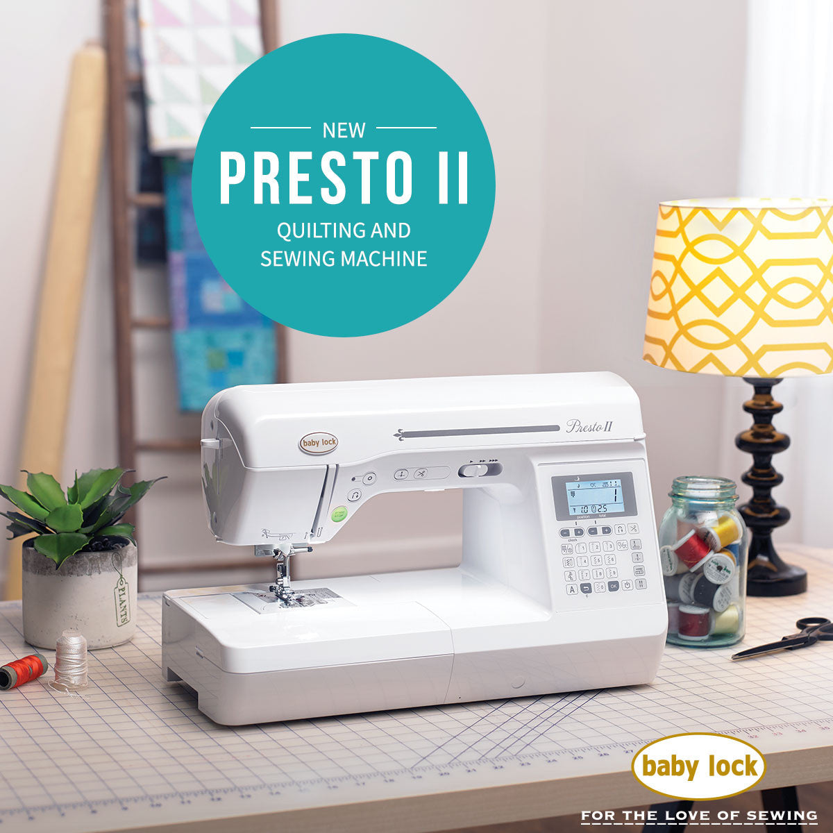 Sewing Machine, Presto II