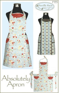 Pattern, Absolutely Apron