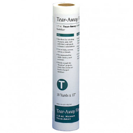 Embroidery Stabilizer Tear Away Firm BLT-103