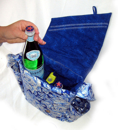 Pattern, The New Bevy Bag, Beverage Tote