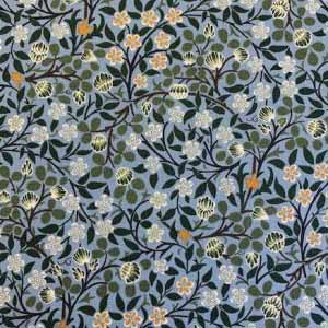 Fabric,  William Morris, Clover Mural Citadel 2681C-04