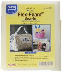 "Pellon, Flex-Foam Sew-In Stabilizer, 20"" x 60"""