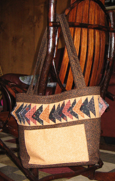 Pattern, Out and About Bag