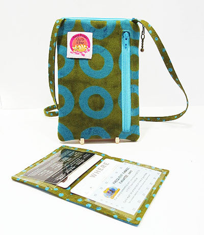 Pattern, Sweet Talk Phone Bag