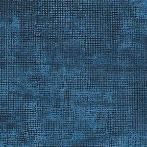 Fabric, Chalk and Charcoal Cerulean Blue
