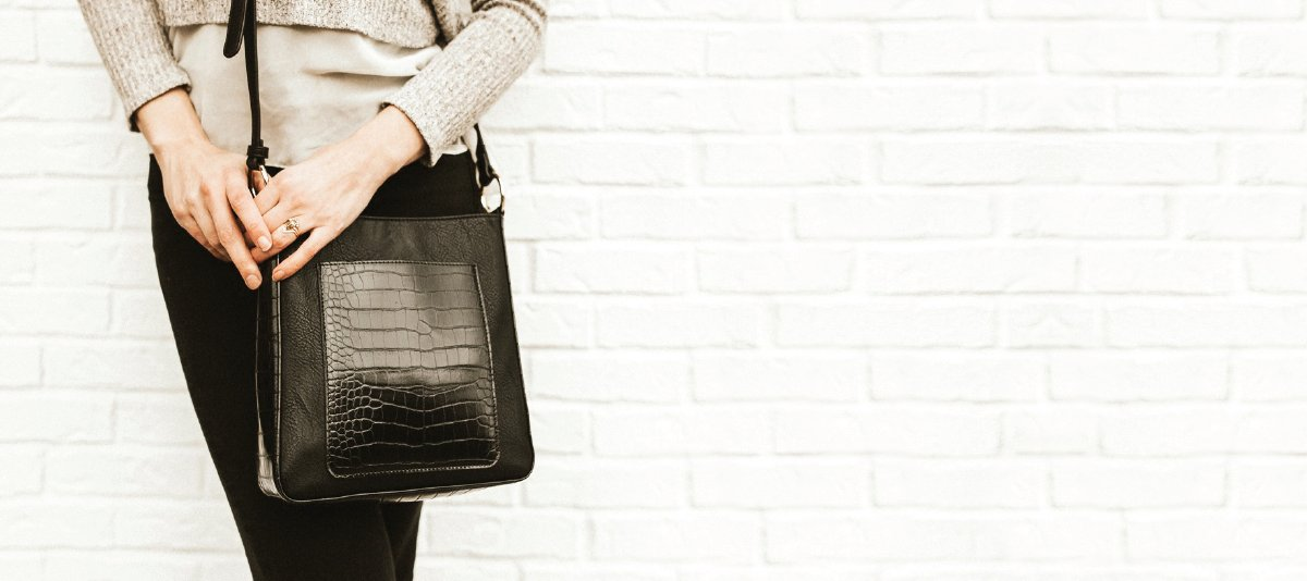Chic handbags that just look expensive.