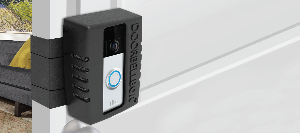 Allows the placement of a security camera anywhere!