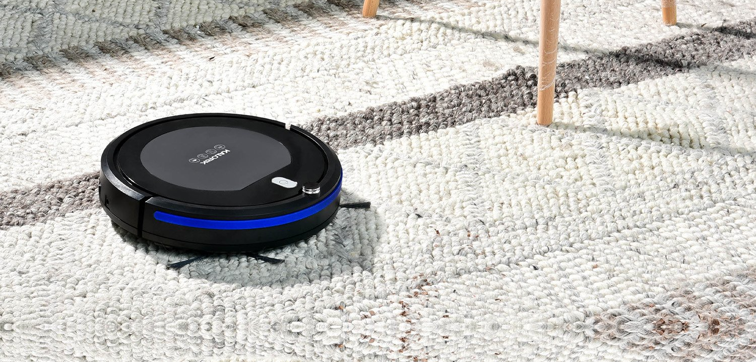 We've found a way to vacuum while you're sitting down.