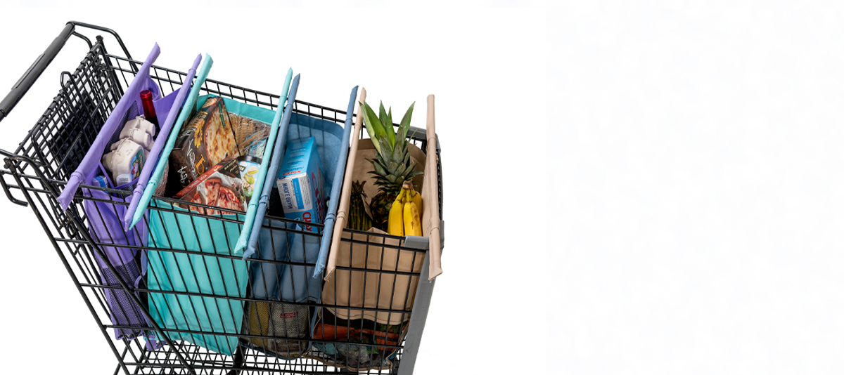 Grocery shopping just got cleaner and easier.