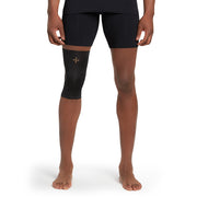 Unisex Black Core Compression Knee Sleeve