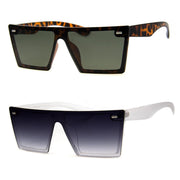 2 PC SUNGLASS BUNDLE - HANDS UP - CRYSTAL, TORTOISE