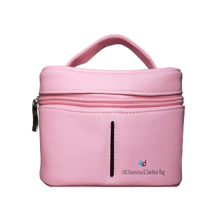 Pink UV-C Small Sanitizer Bag