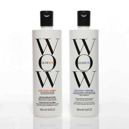 Color Wow Shampoo and Conditioner Duo - 500ml