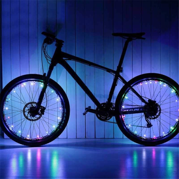 Multi-color Wheel Lightz LEDs