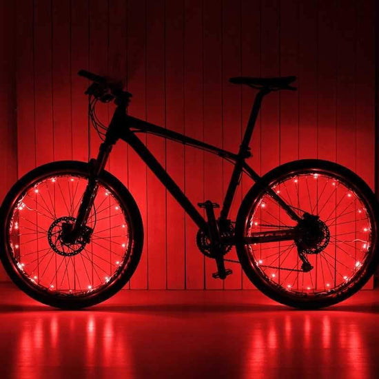 Red Wheel Lightz LEDs