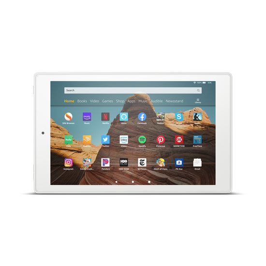 Amazon Fire HD 10 - White 32 GB