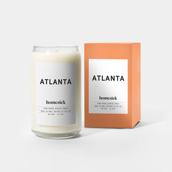 2 Pack of Atlanta Candles