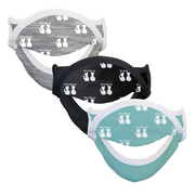 BOY MEETS GIRL® Classics Drinking Mask 3-Pack