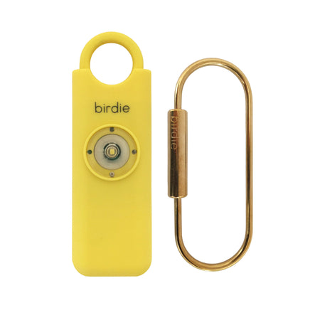 Lemon Birdie Personal Safety Alarm