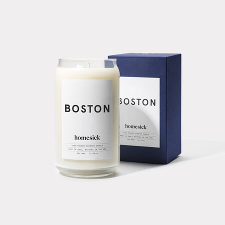 2 Pack of Boston Candles