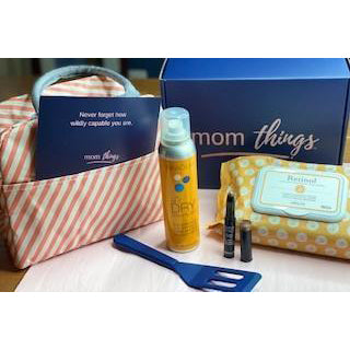 Mom Things Box  - 5 items inc Insulated Lunch Cooler Bag