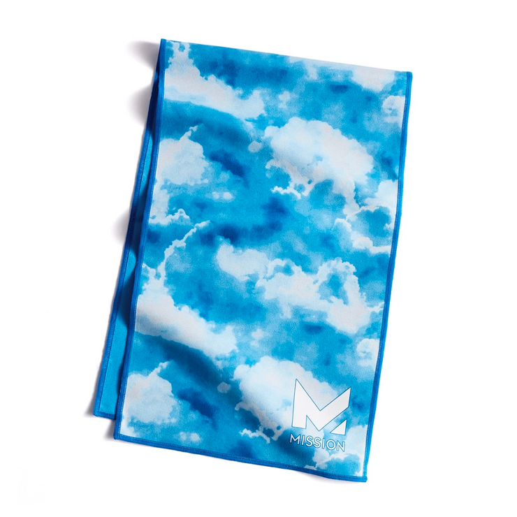 Cloud Lapis Blue Original Cooling Towel