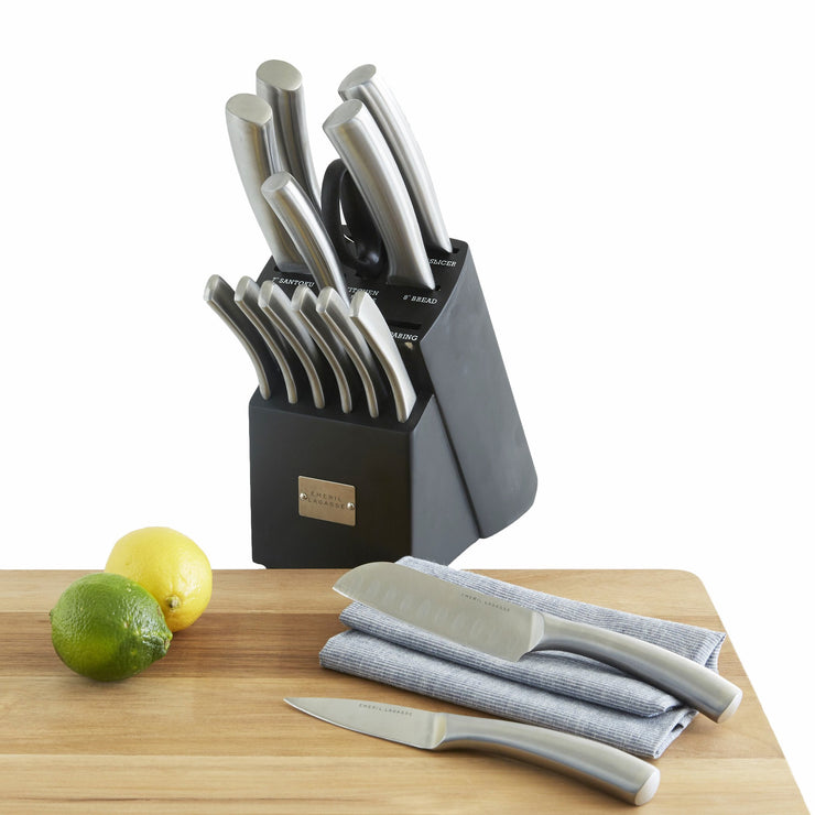 Emeril 15 Piece Forged and Hollow Handle Cutlery Set