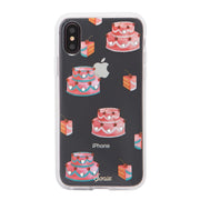 Rhinestone Fancy Cake, iPhone XS Max
