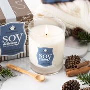 FRANKINCENSE SOY DELICIOUS CANDLE