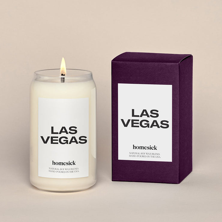 2 Pack of Las Vegas Candles