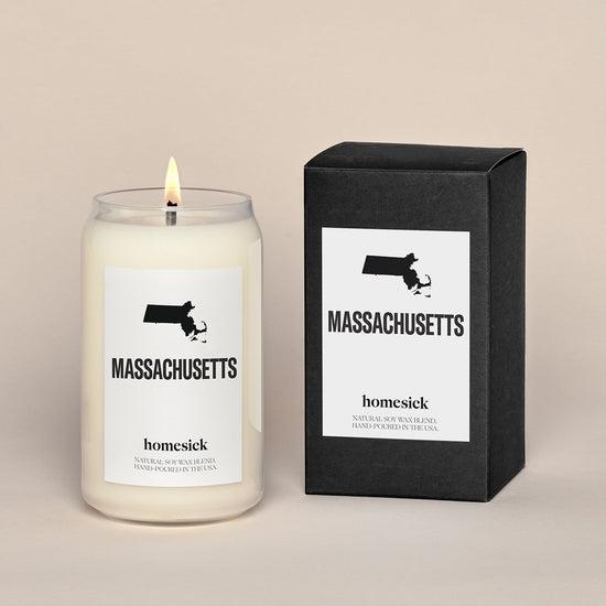 2 Pack of Massachusetts Candles