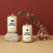 2 Pack of North Carolina Candles