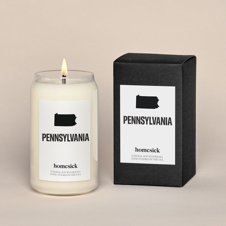 2 Pack of Pennsylvania Candles