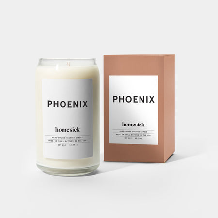 2 Pack of Phoenix Candles
