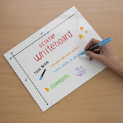 "15"" x 12"" Surface Personal Whiteboard"