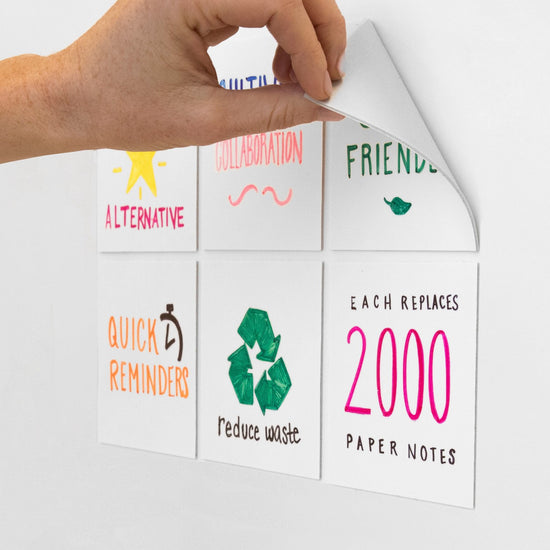"Stickies 4""x 4"" 6-Pack"