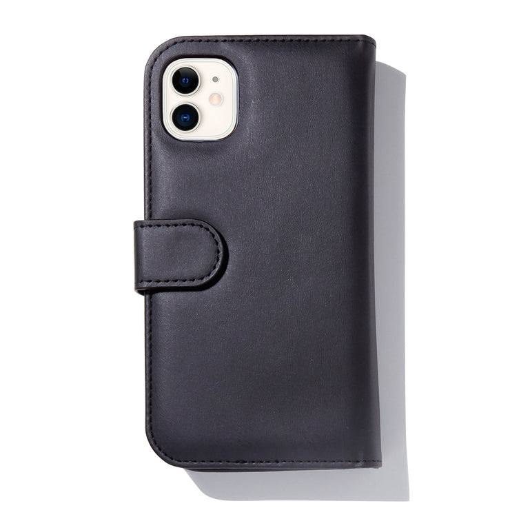Detachable Wallet Black, iPhone 11 / XR