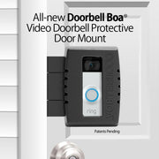 """Doorbell Boa"" Video Doorbell/Camera Mount"