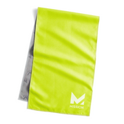 Hi Vis Green Original Cooling Towel