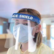 Beistle Deluxe Face Shield