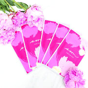Peony Foot Mask-BOX OF 5