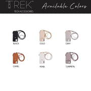 Crossbody TREK for Samsung NOTE 10+ (6 COLORS AVAILABLE)