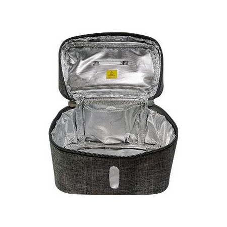 Black UV-C Medium Sanitizer Bag