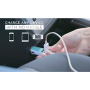 X5 Plus Multi-Device Car Charger