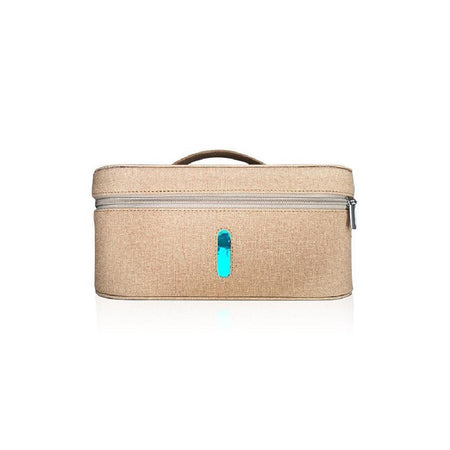 Beige UV-C Large Sanitizer Bag
