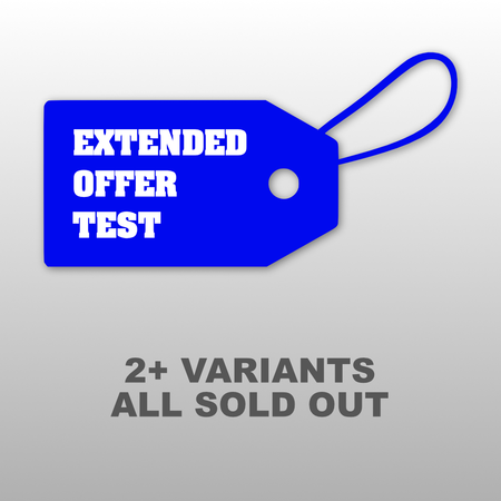 EXTENDED OFFER TEST - CASE 3
