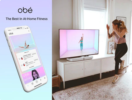 At-Home Fitness Subscription