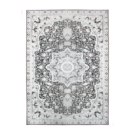 Parviz Grey Washable Rug