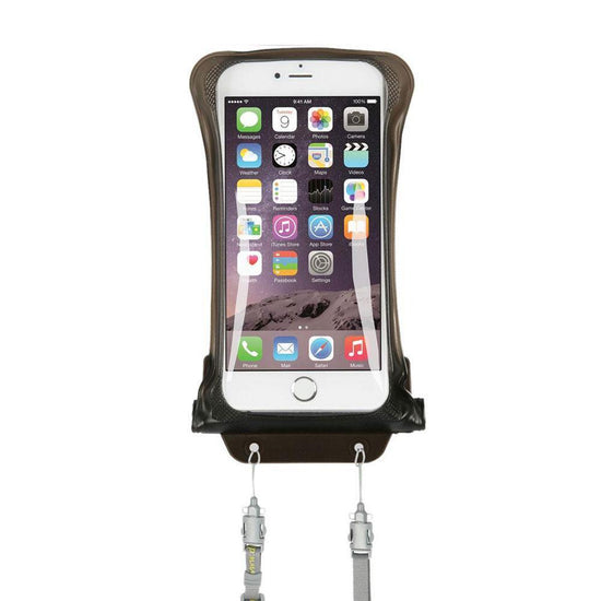 AquaVault 100% Waterproof Floating Phone Case and Money Pouch - AquaVault Portable Safe