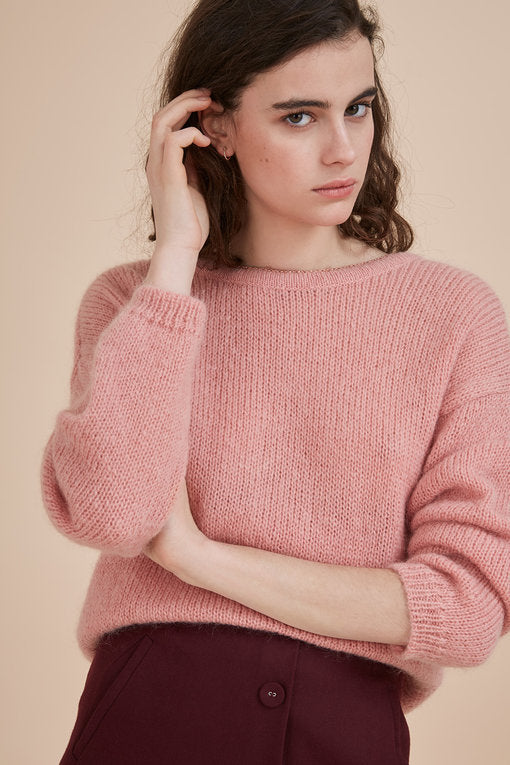 Paloma Jumper Rose